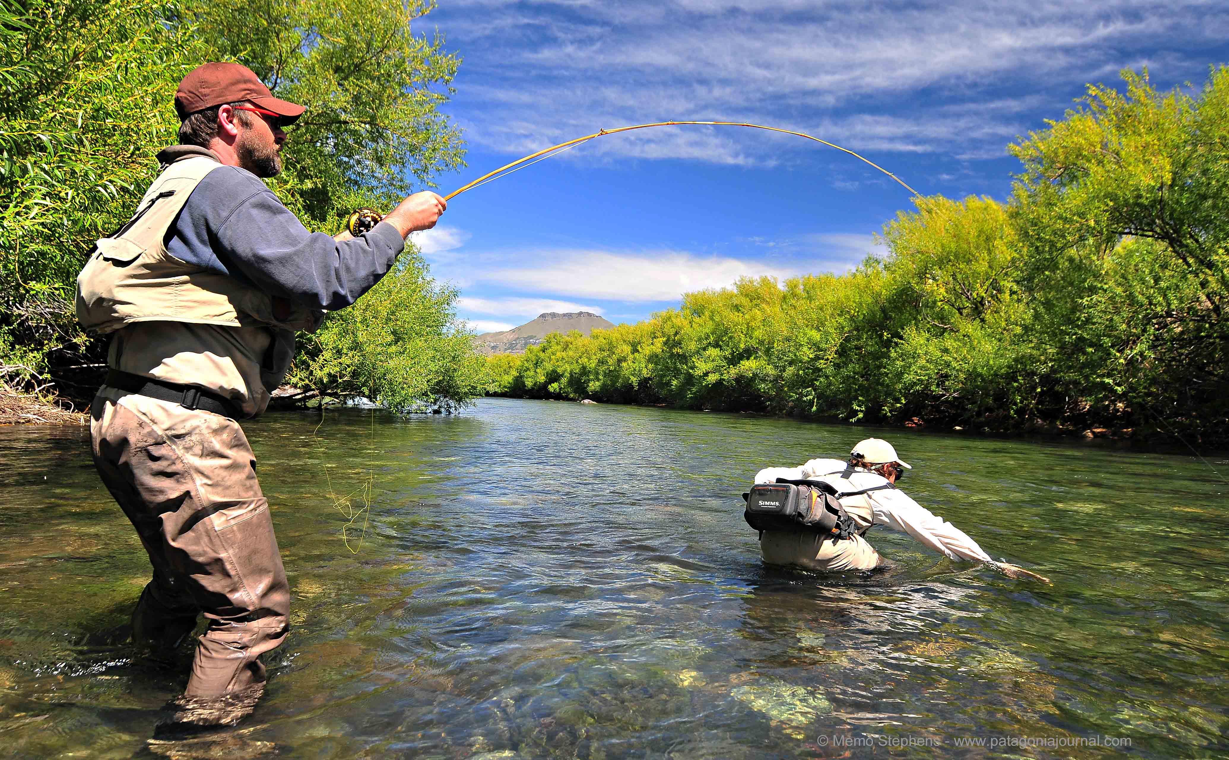 Fishing photos patagonia patagonia fly fisherman for Patagonia fly fishing